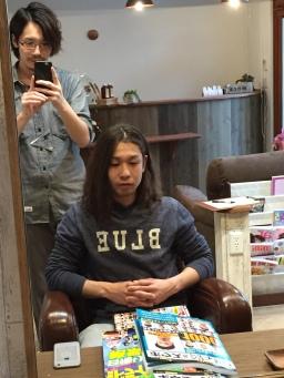 美容師冥利に尽きますm(_ _)m