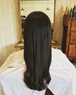 協力して髪を大事にしていけば必ず美髪になります!