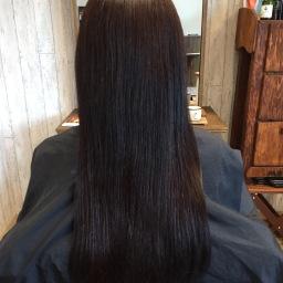【髪の治療】2回目