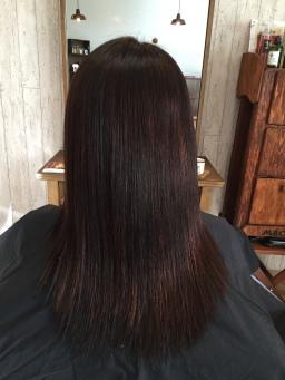 髪の治療?美髪トリートメント?