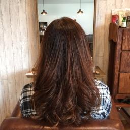 ストカールで美髪整形