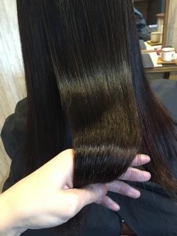 あなたの髪は柔らかいですか?