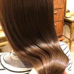 究極のストレートヘア